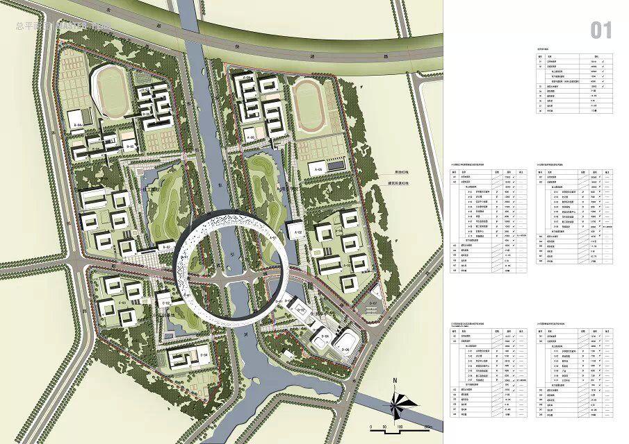 体育中心规划